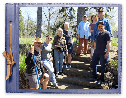 View photos of Rock Island's May 2019 cleanup event