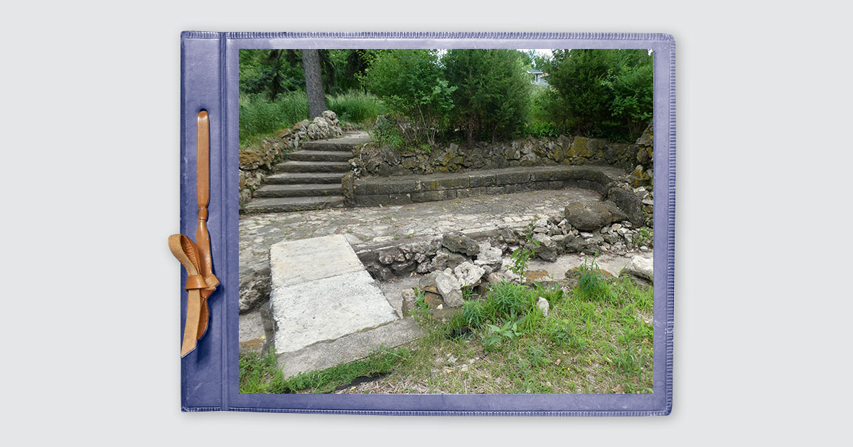SAVED FROM DEMOLITION - Rock Island - Lilac Way