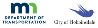 MnDOT-Robbinsdale-logos